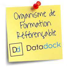 Organisme de Formation referencable DataDock